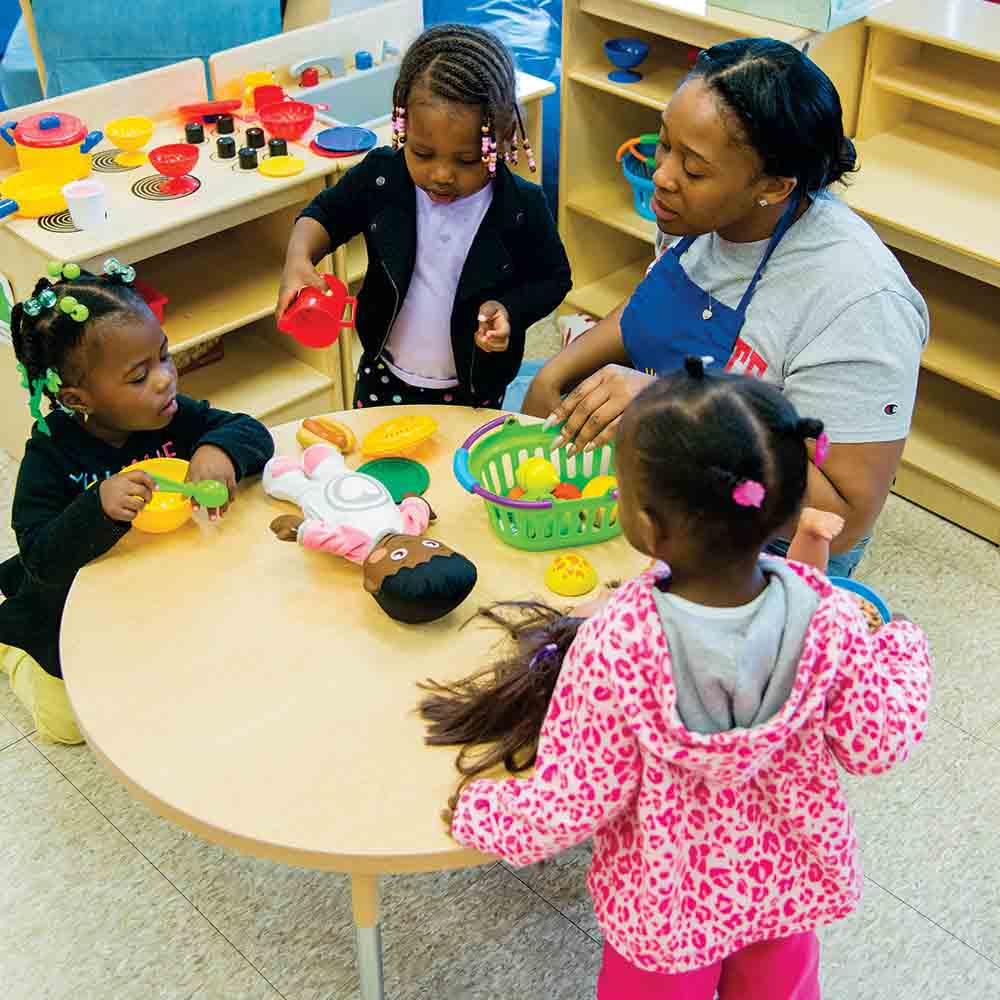 Development Centers Inc. is filling a crucial gap for Detroit children.