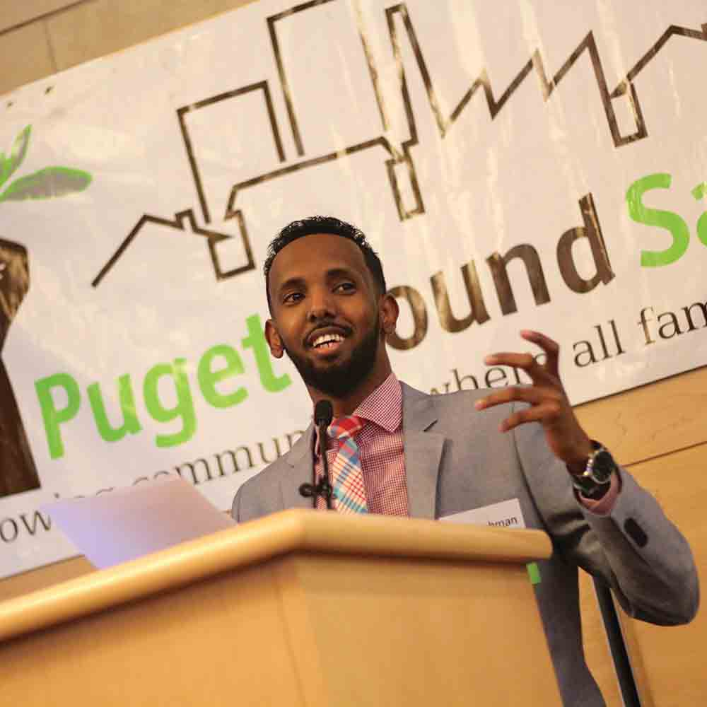 Puget Sound Sage works to ensure low-income people and people of color have a place at the climate resiliency table.